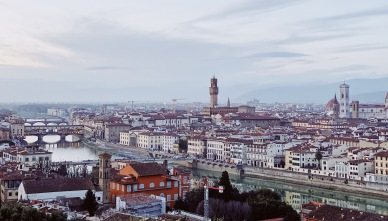 Piazza Michelangelo, Florence
