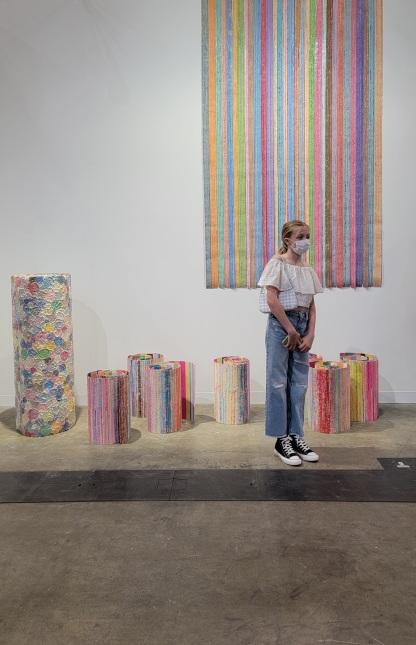 Captured at Art Basel Hong Kong 2021